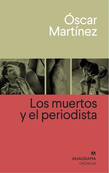 Los muertos y el periodista - cover