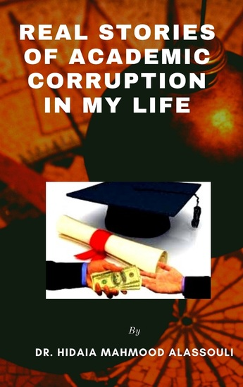 Real Stories of Academic Corruption in my Life - cover