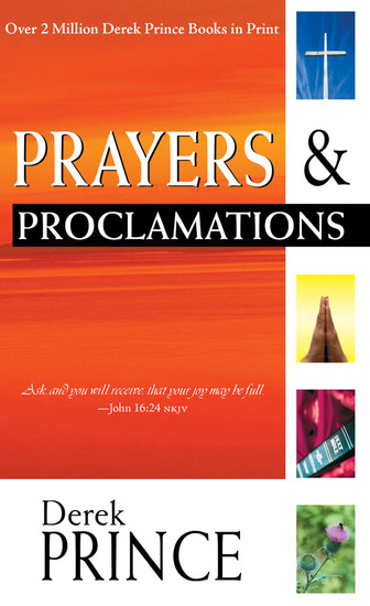 Prayers & Proclamations - cover