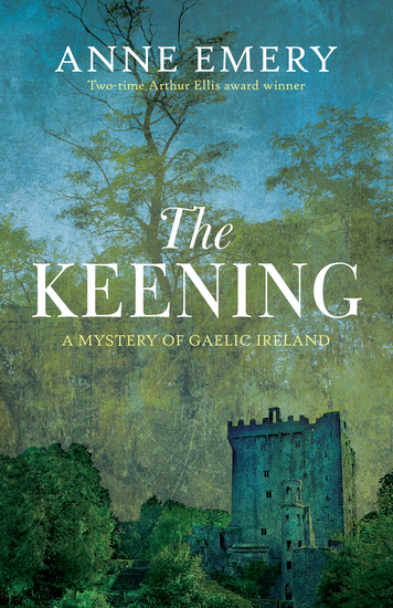 The Keening - A Mystery of Gaelic Ireland - cover