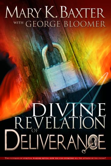 Divine Revelation Of Deliverance - cover