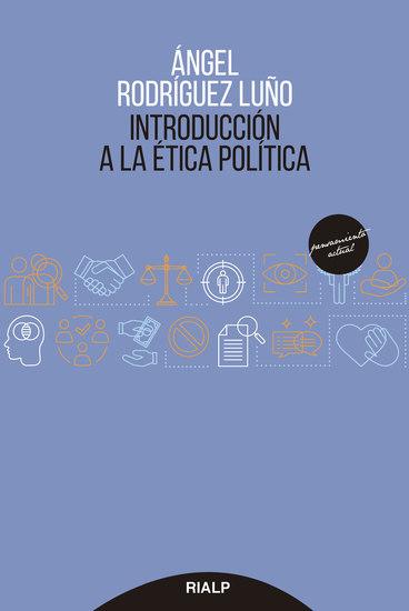 Introducción a la ética política - cover