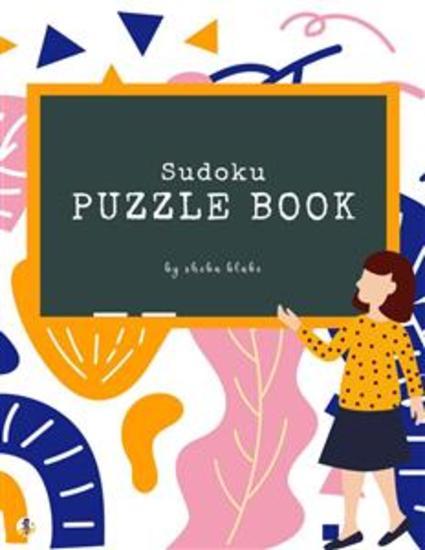 Easy Sudoku Puzzle Book (Printable Version) - cover