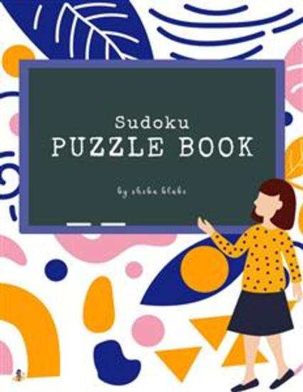 Medium Sudoku Puzzle Book (Printable Version) - cover