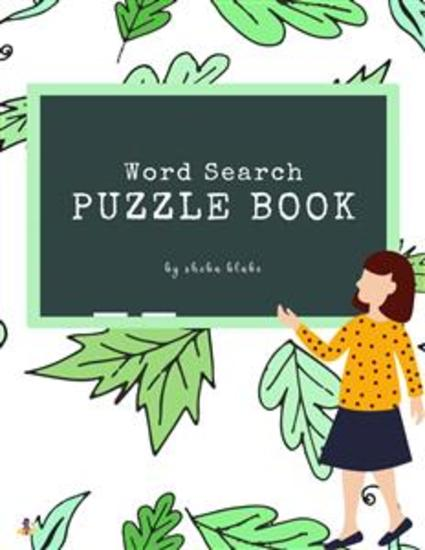 Word Search Puzzle Book for Women (Printable Version) - cover