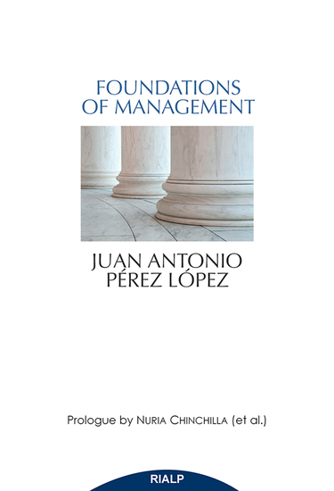 Foundations of management - cover