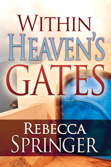 Within Heaven's Gates - cover