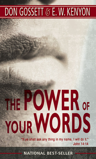 The Power of Your Words - cover