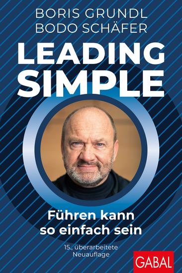 Leading Simple - Führen kann so einfach sein - cover