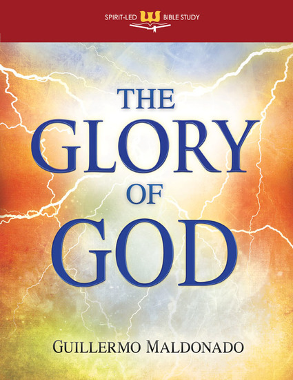 The Glory of God (Spirit-Led Bible Study) - cover