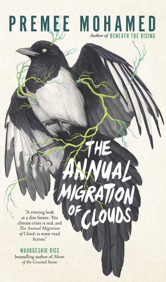 The Annual Migration of Clouds - cover