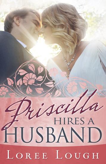 Priscilla Hires A Husband - cover
