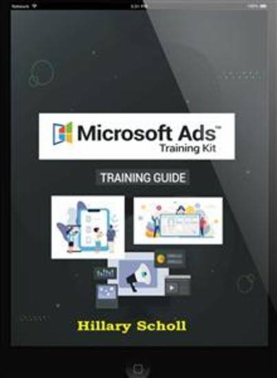 Microsoft Ads Training Guide - cover