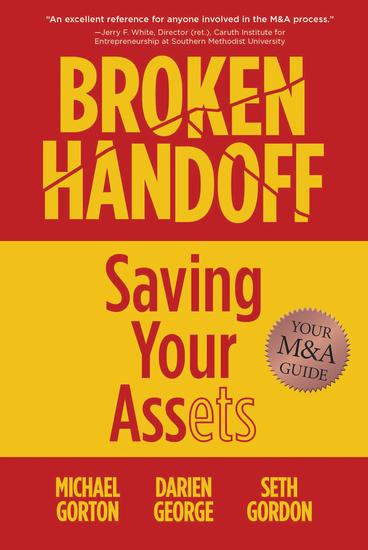 Broken Handoff - Saving Your Assets - cover