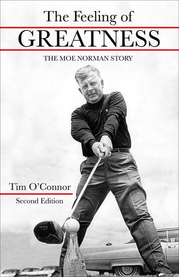 The Feeling of Greatness - The Moe Norman Story - cover