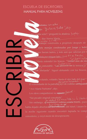 Escribir novela - Manual para novelistas - cover