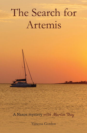 The Search for Artemis - cover