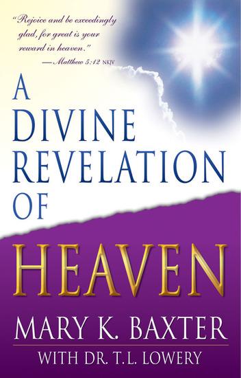 A Divine Revelation of Heaven - cover
