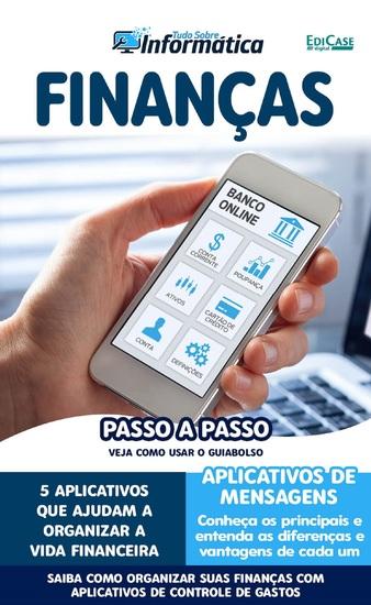 Tudo Sobre Informática Ed 25 - Finanças - cover