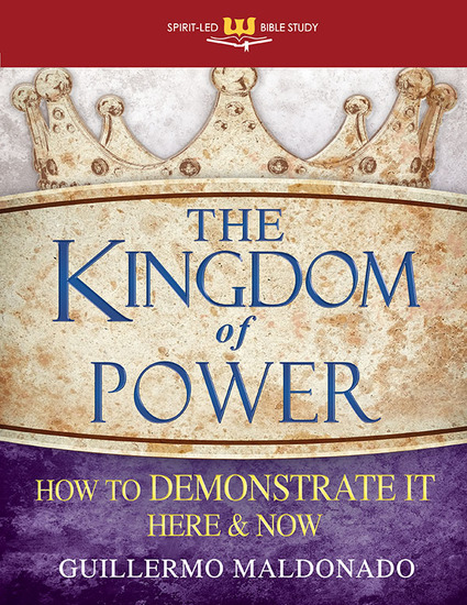 The Kingdom Of Power (Spirit-Led Bible Study) - cover