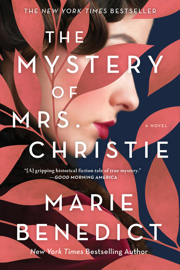 The Mystery of Mrs Christie - A Novel - cover