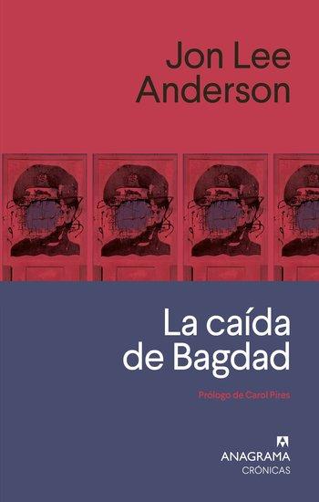 La caída de Bagdad - cover