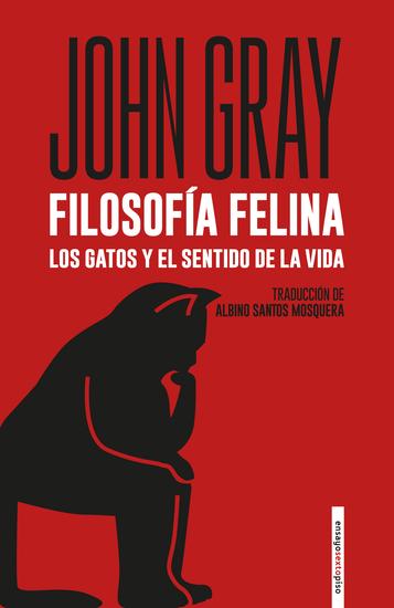 Filosofía felina - cover