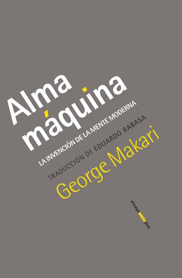 Alma máquina - cover