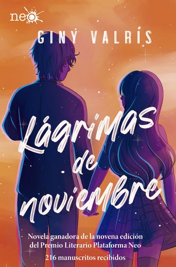 Lágrimas de noviembre - cover