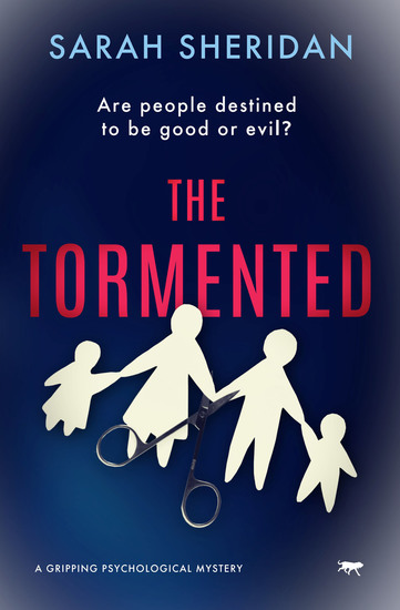 The Tormented - cover