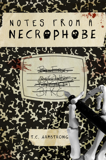 Notes from a Necrophobe - cover