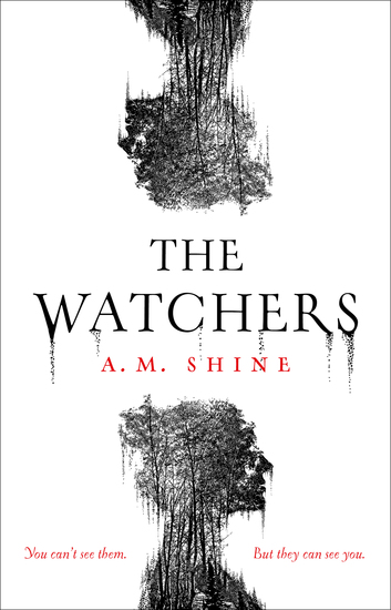 The Watchers - A gripping debut horror novel for 2021 - cover