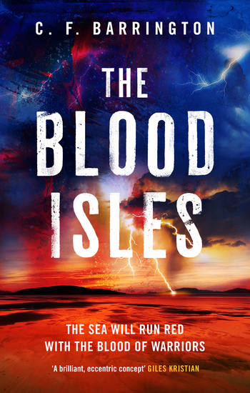 The Blood Isles - An action-packed adventure set in Edinburgh - cover