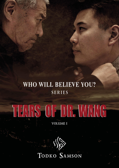 Tears of Dr Wang - cover