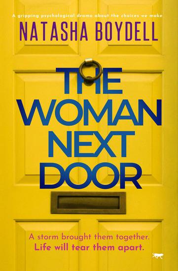 The Woman Next Door - cover