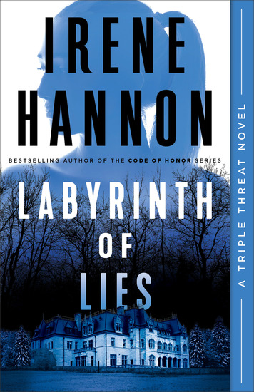 Labyrinth of Lies (Triple Threat Book #2) - cover