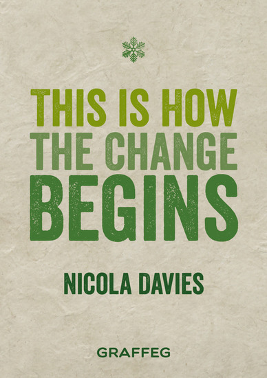 This is How the Change Begins - cover