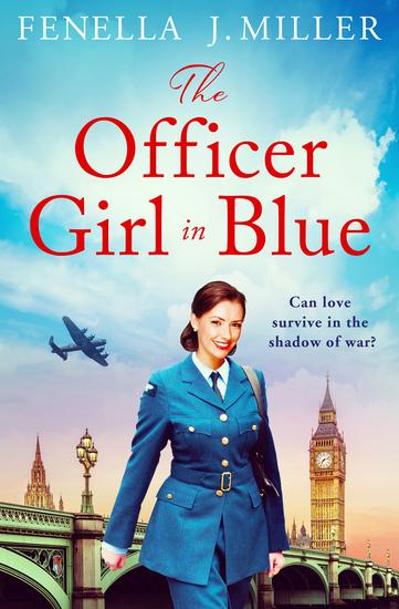 The Officer Girl in Blue - cover