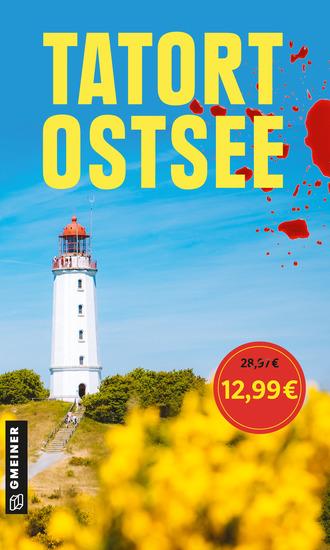 Tatort Ostsee - Sammelband Ostsee-Krimis - cover