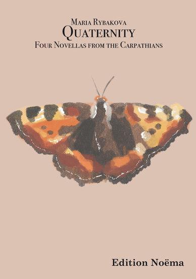 Quaternity Four Novellas from the Carpathians - cover