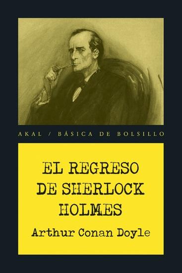 El regreso de Sherlock Holmes - cover