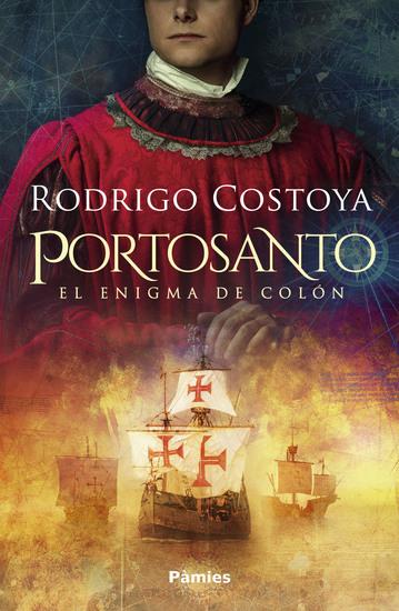 Portosanto - El enigma de Colón - cover