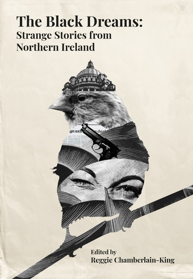 The Black Dreams - Strange stories from Northern Ireland - cover