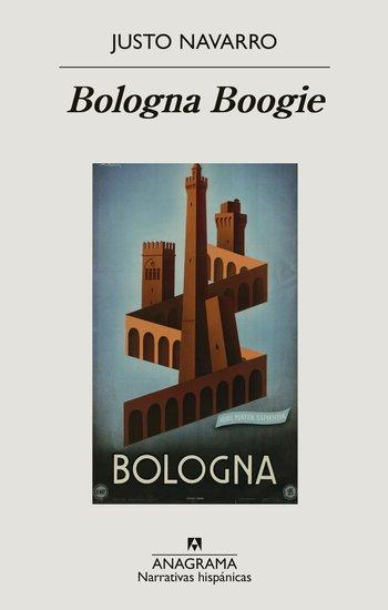 Bologna Boogie - cover
