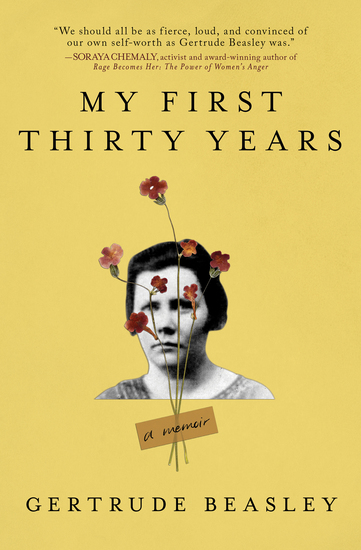 My First Thirty Years - A Memoir - cover