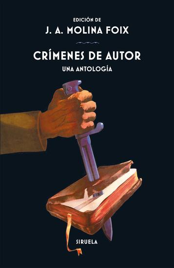 Crímenes de autor - Una antología - cover