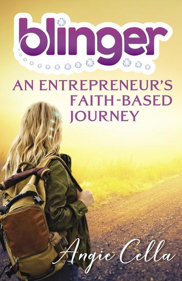 Blinger - An Entrepreneur's Faith-Based Journey - cover