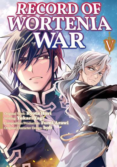 Record of Wortenia War (Manga) Volume 5 - cover