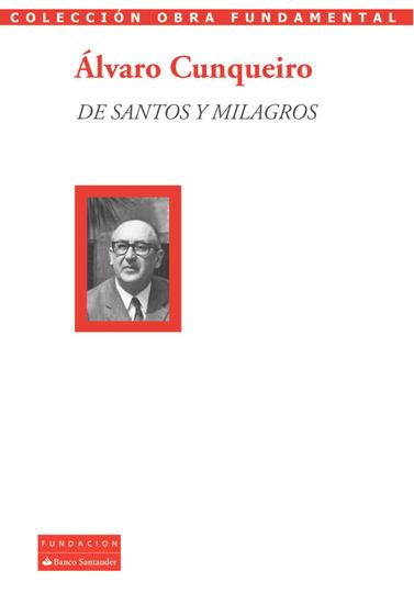 De santos y milagros - cover