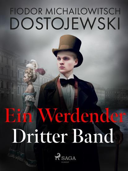 Ein Werdender - Dritter Band - cover